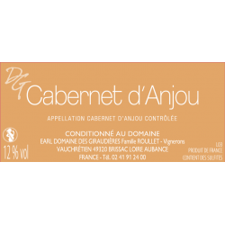 Bib Cabernet d'Anjou 5L
